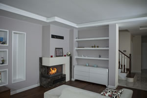 L-Type Fireplace Surrounds - L 162