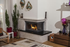 L-Type Fireplace Surrounds - L 163