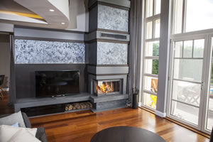 L-Type Fireplace Surrounds - L 164 A