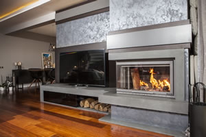 L-Type Fireplace Surrounds - L 164