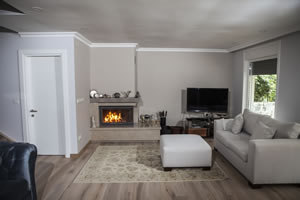 L-Type Fireplace Surrounds - L 165 B