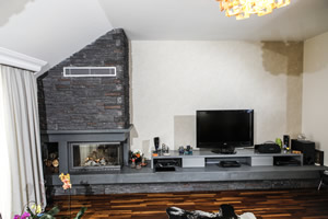 L-Type Fireplace Surrounds - L 168