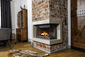 L-Type Fireplace Surrounds - L 171 B