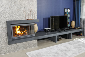 L-Type Fireplace Surrounds - L 172 A