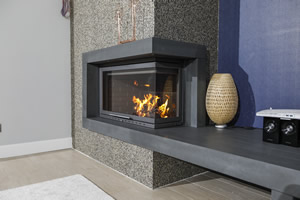 L-Type Fireplace Surrounds - L 172 B
