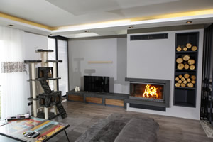 L-Type Fireplace Surrounds - L 173 A
