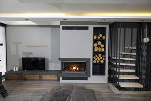 L-Type Fireplace Surrounds - L 173