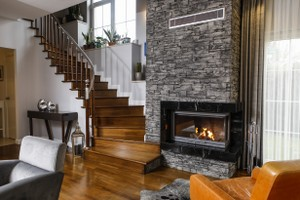 L-Type Fireplace Surrounds - L 174 A
