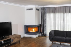 L-Type Fireplace Surrounds - L 175 A