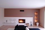 Modern Fireplace Surrounds - M 101 B