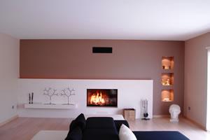 Modern Fireplace Surrounds - M 101