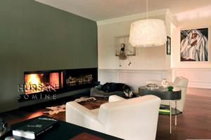 Modern Fireplace Surrounds - M 102 A