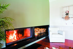 Modern Fireplace Surrounds - M 102