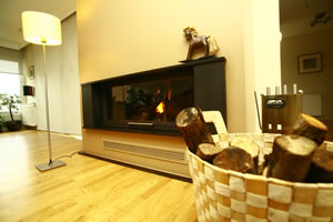 Modern Fireplace Surrounds - M 103
