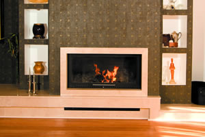 Modern Fireplace Surrounds - M 104