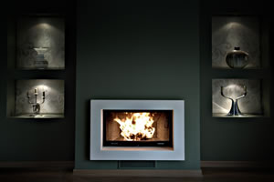 Modern Fireplace Surrounds - M 110