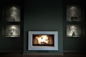 Modern Fireplace Surrounds - M 110