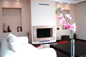 Modern Fireplace Surrounds - M 112