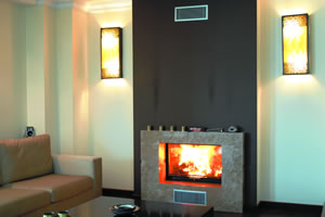 Modern Fireplace Surrounds - M 113