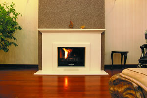 Modern Fireplace Surrounds - M 115
