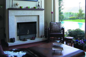 Modern Fireplace Surrounds - M 118