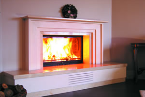 Modern Fireplace Surrounds - M 119