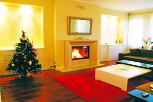 Modern Fireplace Surrounds - M 121