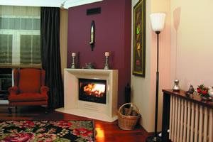 Modern Fireplace Surrounds - M 122