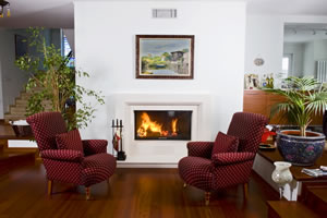 Modern Fireplace Surrounds - M 123