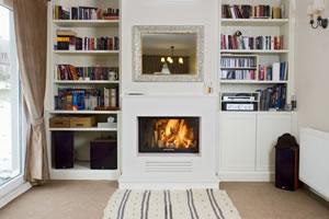 Modern Fireplace Surrounds - M 124
