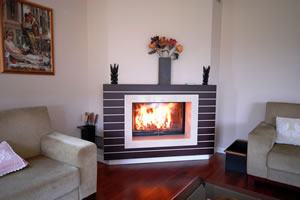 Modern Fireplace Surrounds - M 126