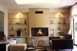 Modern Fireplace Surrounds - M 130