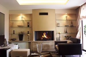 Modern Fireplace Surrounds - M 130