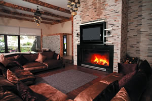 Modern Fireplace Surrounds - M 131