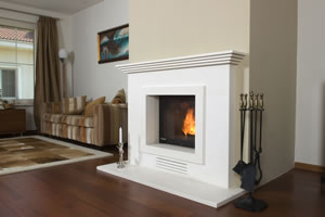 Modern Fireplace Surrounds - M 133 A