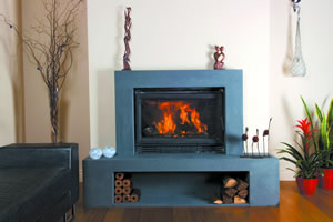 Modern Fireplace Surrounds - M 134