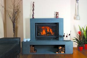 Modern Fireplace Surrounds - M 134