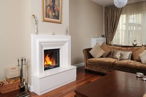 Modern Fireplace Surrounds - M 135