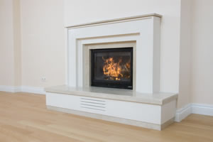 Modern Fireplace Surrounds - M 136