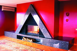Modern Fireplace Surrounds - M 139