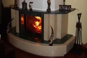 Modern Fireplace Surrounds - M 140 A