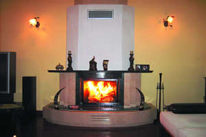 Modern Fireplace Surrounds - M 140
