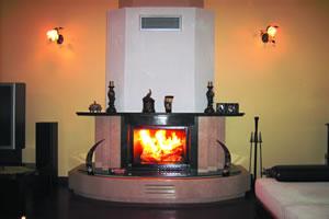 Modern Fireplace Surrounds - M 140