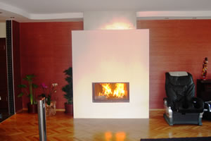 Modern Fireplace Surrounds - M 141