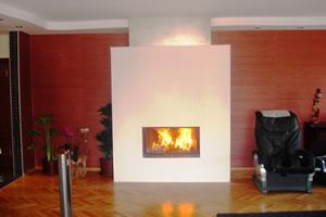 Modern Fireplace Surrounds - M 141