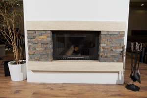 Modern Fireplace Surrounds - M 142