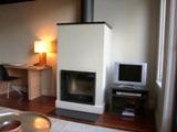 Modern Fireplace Surrounds - M 144 B