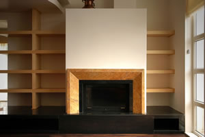 Modern Fireplace Surrounds - M 145
