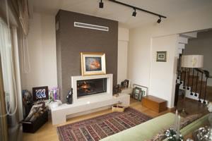 Modern Fireplace Surrounds - M 146 A
