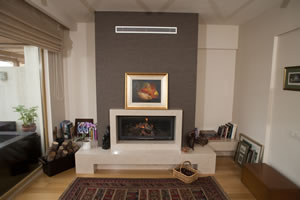 Modern Fireplace Surrounds - M 146